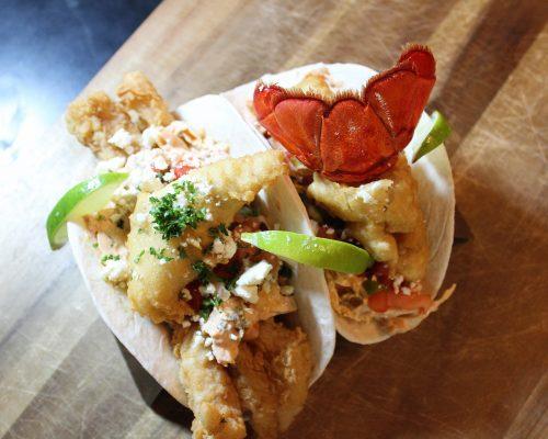 Fair Lobster Tacos